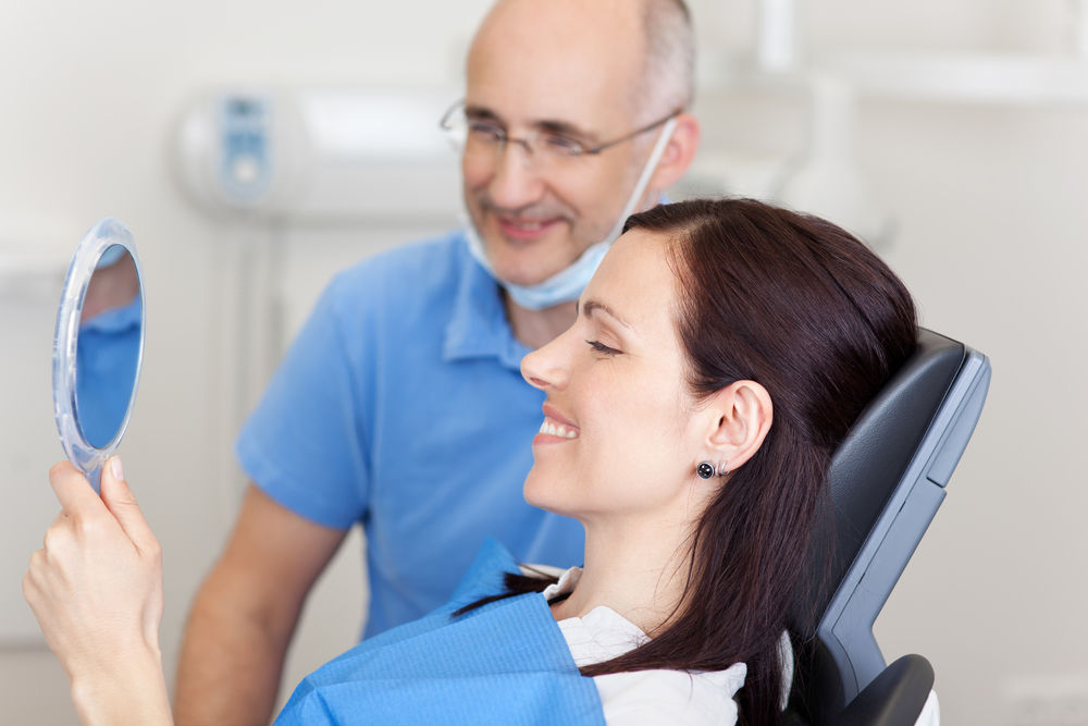 dental cleaning arlington va